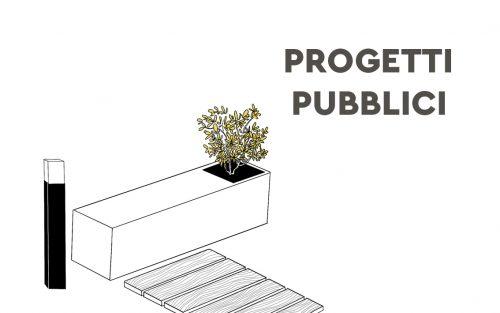 PROGETTI PUBBLICI